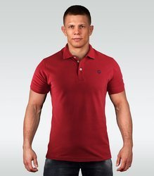"""Minimal"" Polo Red"