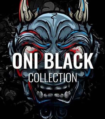 "Kolekcja ""Oni Black"""
