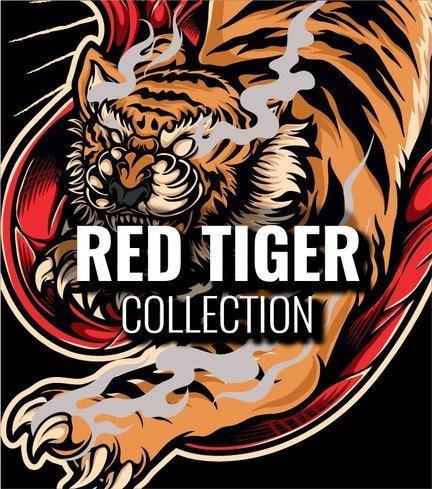 """Kolekcja """"Red Tiger"""""""