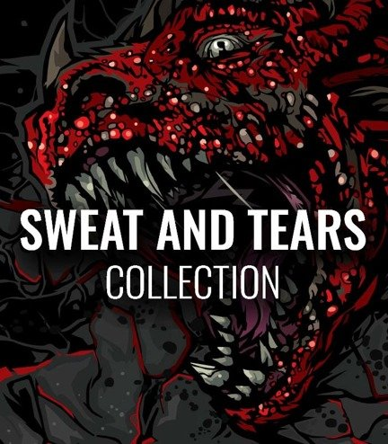 "Kolekcja ""Sweat and Tears"""