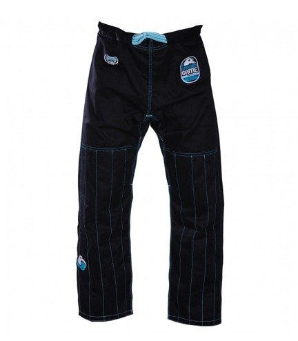 Spodnie do BJJ ripstop (Czarne)