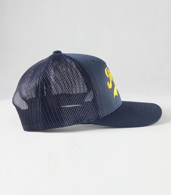 """Czapka """"Jiu Jitsu Navy Trucker"""""""