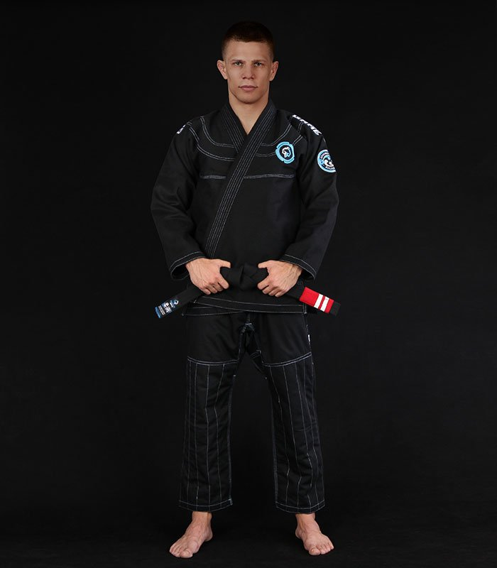 "GI do BJJ ""Balance 3"" (Czarne)"
