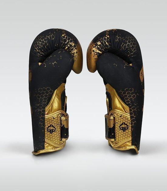 "Rękawice bokserskie ""Cage Gold"" 16 oz"