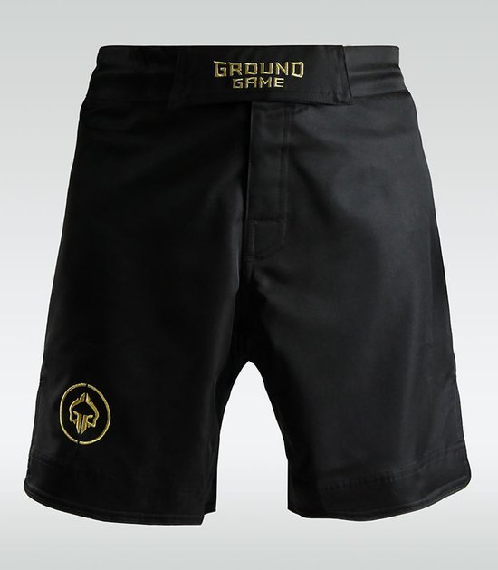 "Spodenki MMA ""Athletic Gold"""