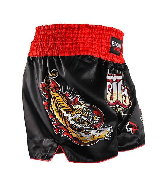 "Spodenki Muay Thai ""Red Tiger"""