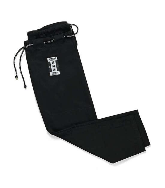 """Spodnie """"Breaker"""" do kimona BJJ czarne"""
