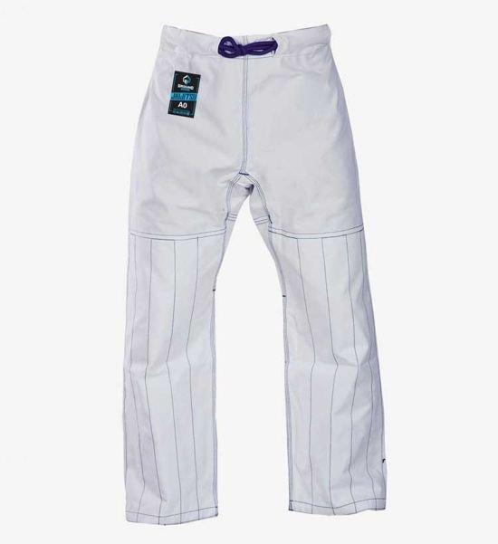 Spodnie do BJJ bawełna (Białe)