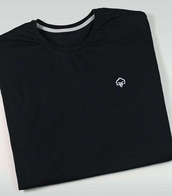 "T-shirt ""Minimal 2.0"" Czarny"