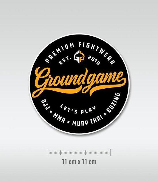 Zestaw 11 wlep Ground Game